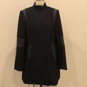 Dana Buchman Black Coat